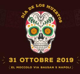 Halloween 2019   el dia de los muertos